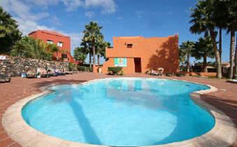 2 chambres à Corralejo