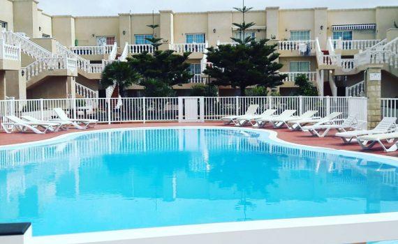 appartement 2 chambres à Caleta de fuste à louer